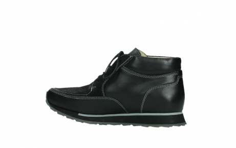 wolky veterboots 05802 e boot 20009 zwart stretch leer_14