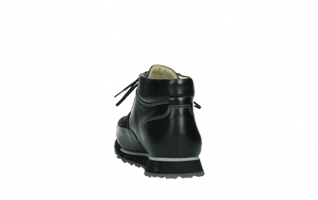 wolky veterboots 05802 e boot 20009 zwart stretch leer_18