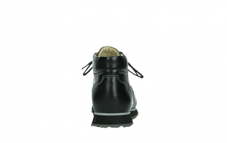 wolky veterboots 05802 e boot 20009 zwart stretch leer_19