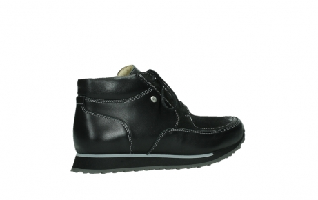 wolky veterboots 05802 e boot 20009 zwart stretch leer_23