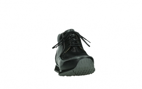 wolky veterboots 05802 e boot 20009 zwart stretch leer_6