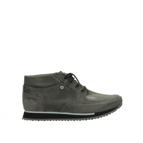 wolky boots 05802 e boot 20201 dunkelgrau stretch leder