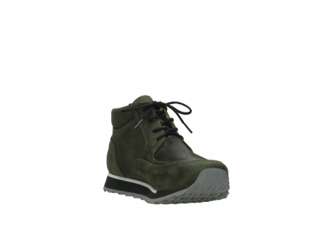 wolky boots 05802 e boot 20730 forest grun stretch leder_17