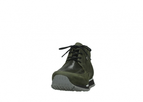 wolky boots 05802 e boot 20730 forest grun stretch leder_20