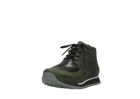 wolky boots 05802 e boot 20730 forest grun stretch leder_21