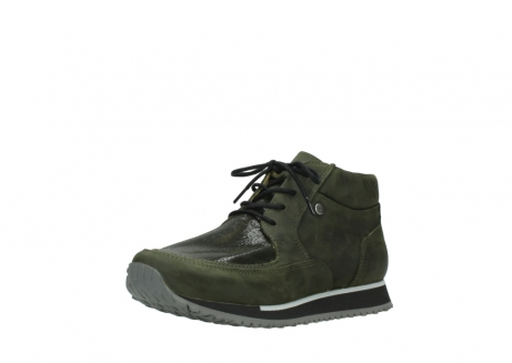 wolky boots 05802 e boot 20730 forest grun stretch leder_22