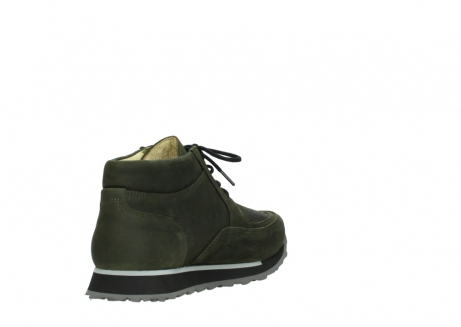 wolky boots 05802 e boot 20730 forest grun stretch leder_9