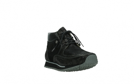 wolky lace up boots 05802 e boot 47280 metal stretch leather_5