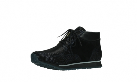 wolky lace up boots 05802 e boot 47800 blue stretchleather_11