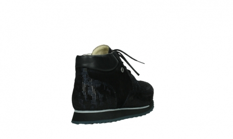 wolky lace up boots 05802 e boot 47800 blue stretchleather_21