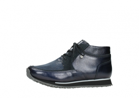 wolky lace up boots 05802 e boot 84800 blue stretch leather_24