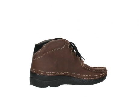 wolky lace up boots 06242 roll shoot 11430 cognac nubuck_11