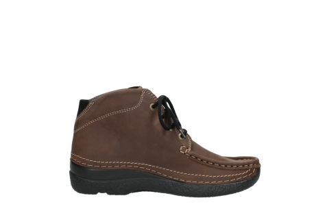 wolky lace up boots 06242 roll shoot 11430 cognac nubuck_13