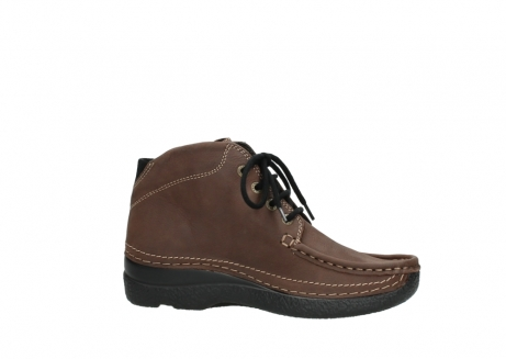wolky lace up boots 06242 roll shoot 11430 cognac nubuck_14