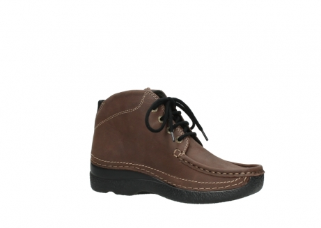 wolky lace up boots 06242 roll shoot 11430 cognac nubuck_15