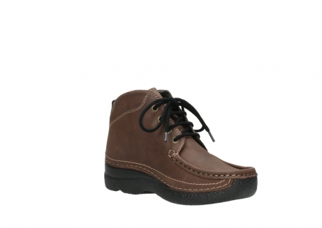wolky lace up boots 06242 roll shoot 11430 cognac nubuck_16