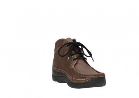 wolky lace up boots 06242 roll shoot 11430 cognac nubuck_17