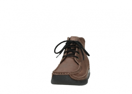 wolky lace up boots 06242 roll shoot 11430 cognac nubuck_20
