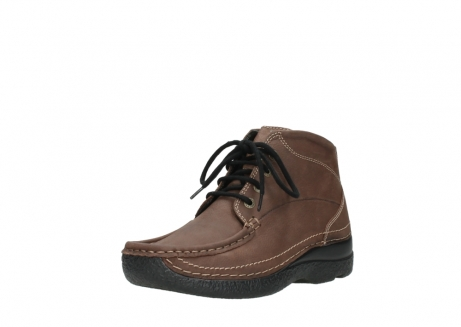 wolky lace up boots 06242 roll shoot 11430 cognac nubuck_22