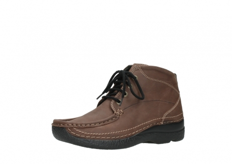 wolky lace up boots 06242 roll shoot 11430 cognac nubuck_23