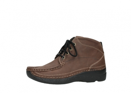 wolky lace up boots 06242 roll shoot 11430 cognac nubuck_24