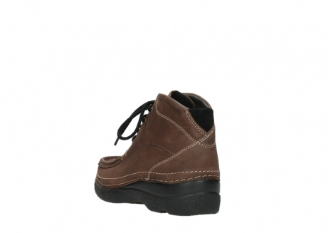 wolky lace up boots 06242 roll shoot 11430 cognac nubuck_5