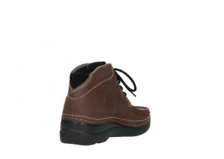 wolky lace up boots 06242 roll shoot 11430 cognac nubuck_9