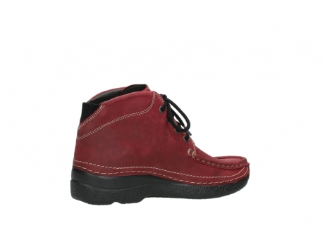 wolky bottines a lacets 06242 roll shoot 11530 cuir bordeaux_11
