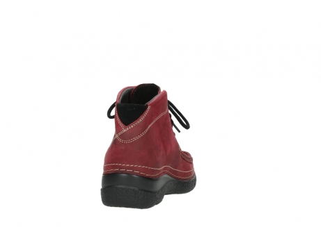 wolky veterboots 06242 roll shoot 11530 bordeaux nubuck_8