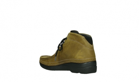 wolky lace up boots 06242 roll shoot 11940 mustard nubuckleather_10