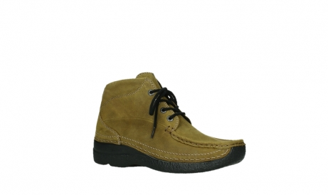 wolky lace up boots 06242 roll shoot 11940 mustard nubuckleather_23