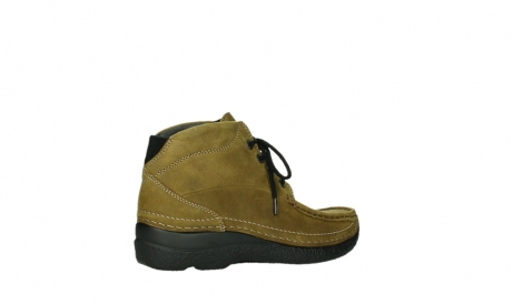 wolky lace up boots 06242 roll shoot 11940 mustard nubuckleather_3