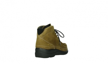 wolky lace up boots 06242 roll shoot 11940 mustard nubuckleather_5