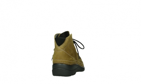 wolky lace up boots 06242 roll shoot 11940 mustard nubuckleather_6