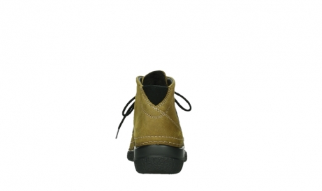 wolky lace up boots 06242 roll shoot 11940 mustard nubuckleather_7