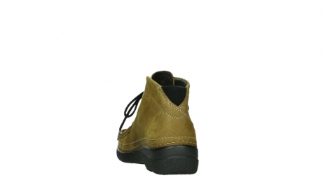 wolky lace up boots 06242 roll shoot 11940 mustard nubuckleather_8