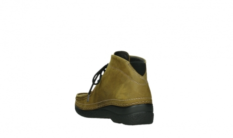 wolky lace up boots 06242 roll shoot 11940 mustard nubuckleather_9