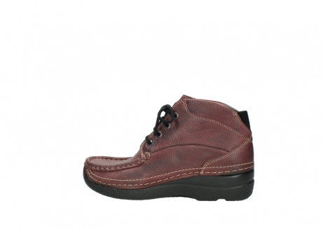 wolky lace up boots 06242 roll shoot 90510 bordo nubuck_2