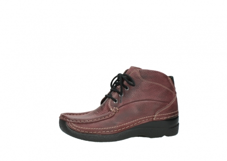 wolky lace up boots 06242 roll shoot 90510 bordo nubuck_24