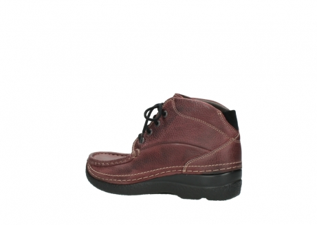 wolky lace up boots 06242 roll shoot 90510 bordo nubuck_3