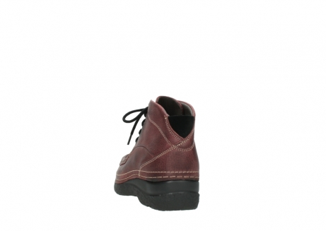 wolky lace up boots 06242 roll shoot 90510 bordo nubuck_6