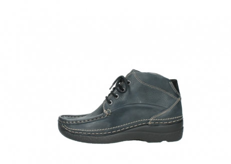 wolky lace up boots 06242 roll shoot 90800 dark blue nubuck_1