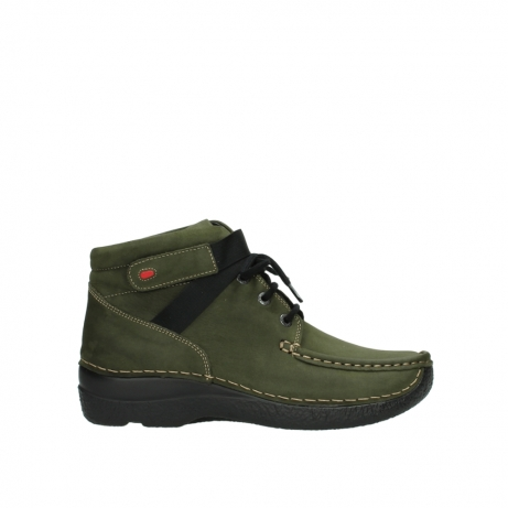 wolky boots 06294 seamy destiny 50730 forest grun geoltes leder