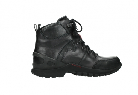 wolky lace up boots 06500 city tracker 30210 anthracite leather_12