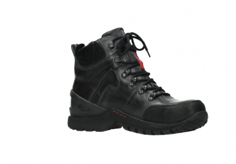 wolky veterboots 06500 city tracker 30210 antraciet leer_15