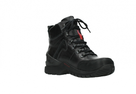 wolky lace up boots 06500 city tracker 30210 anthracite leather_16