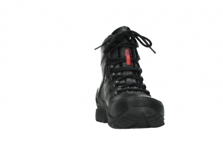 wolky lace up boots 06500 city tracker 30210 anthracite leather_18
