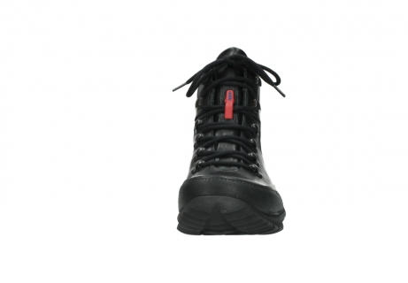 wolky lace up boots 06500 city tracker 30210 anthracite leather_19