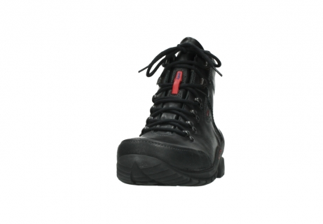wolky lace up boots 06500 city tracker 30210 anthracite leather_20