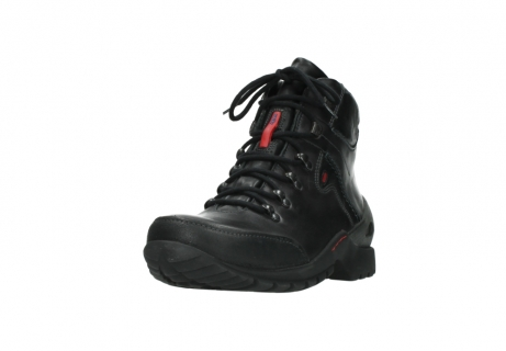 wolky lace up boots 06500 city tracker 30210 anthracite leather_21